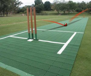 Artificial Cricket Pitch Installation and Maintenance
